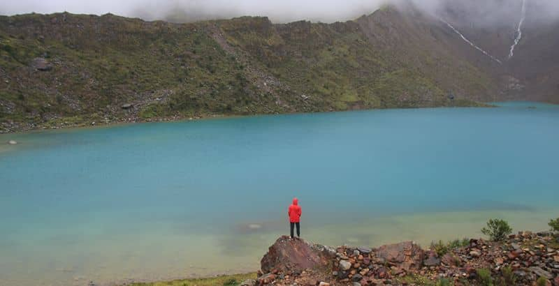 Humantay Lake In Cusco