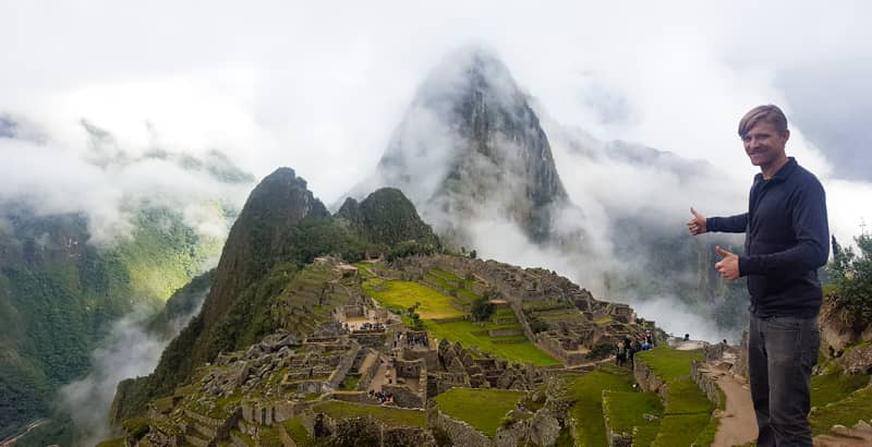Inca Trail 4 Days to Machu Picchu