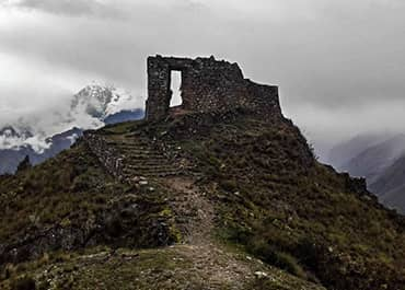 Inca Quarry Trek to Machu picchu 3 Days
